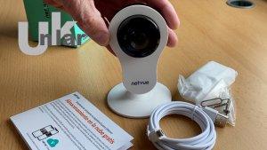 Netvue Kamera Home