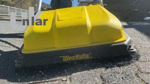 Westfalia Kehrmaschine