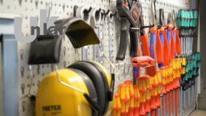 XXL Werkzeugwand